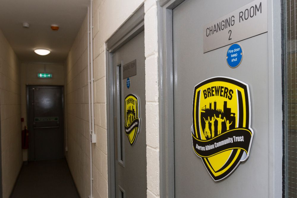 Burton Albion Community Trust Project