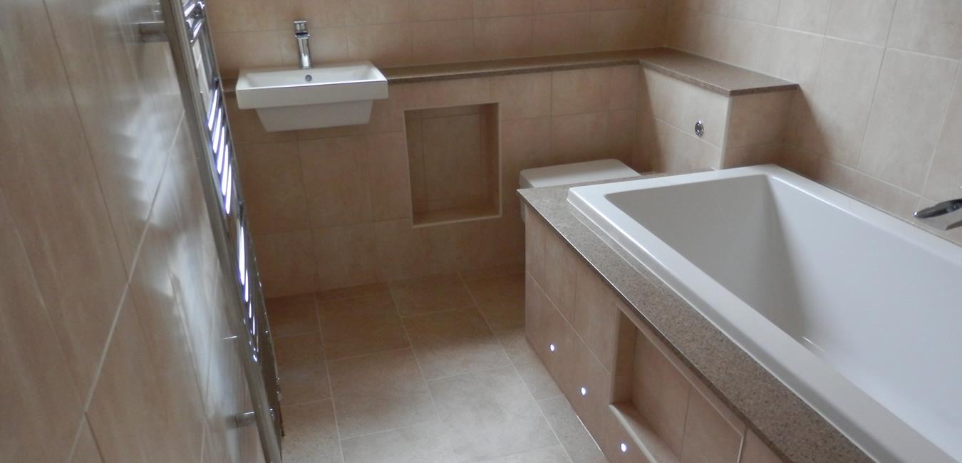 Kestral Building Services - Bathrooms
